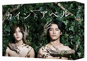 カインとアベル DVD-BOX〈5枚組〉【DVD/邦画恋愛 ロマンス|家族 兄弟|ドラマ】
