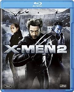 【アウトレット品】X-MEN 2('03米)【Blu-ray/洋画アクション|SF】