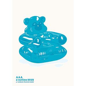 国内即発送 AAA a-nation 世界の人気ブランド 2019〈初回生産限定盤〉 邦楽 Blu-ray 初回出荷限定