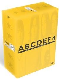 F4バラエティ ABCDEF4 ジャパニーズ・エディション スペシャルBOX【DVDBOX・アジア/バラエティ】:DVD-outlet
