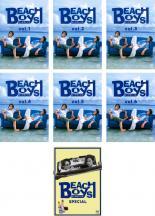 全巻セット【送料無料】【中古】DVD▼BEACH BOYS ビーチボーイズ(7枚セット)第1話~最終話+SPECIAL▽レンタル落ち【テレビドラマ】