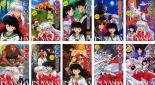 全巻セット【送料無料】【中古】DVD▼犬夜叉 六の章(10枚セット)▽レンタル落ち