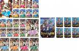 全巻セット【送料無料】【中古】DVD▼マギ MAGI(29枚セット)全22巻 + シンドバッドの冒険 全7巻▽レンタル落ち