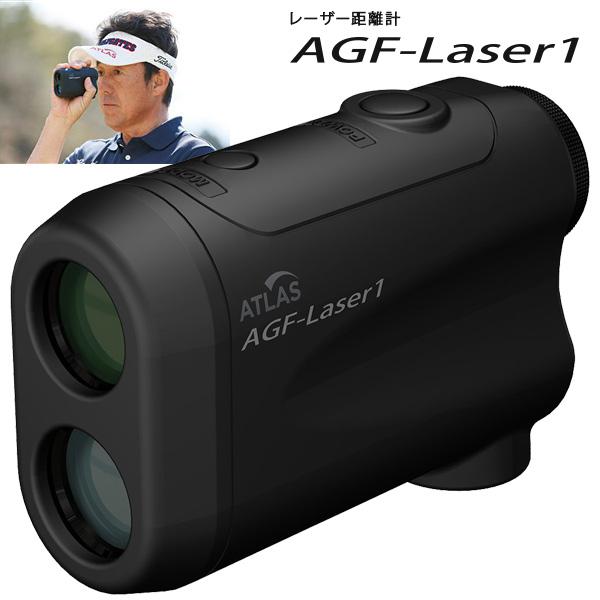 ゴルフ用 レーザー距離計 ユピテル YUPITERU ATLAS AGF-Laser1