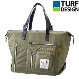 TURF DESIGN(ターフデザイン) トートバッグ TDTB-1772