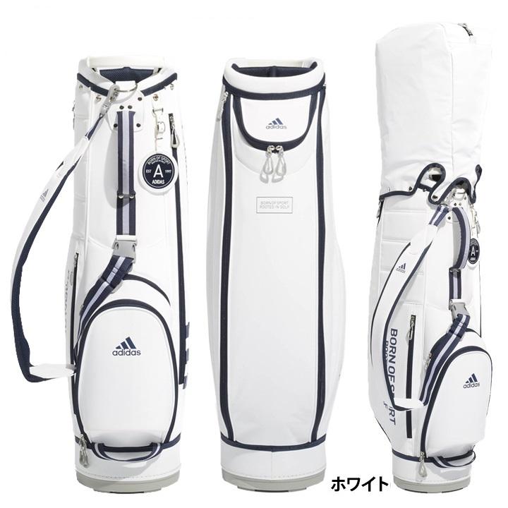 【新品】adidas ゴルフ AWU47 キャディーバッグ ユニセックス 男女兼用