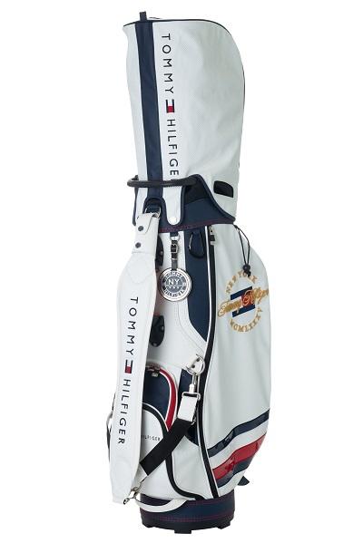 【新品】トミーヒルフィガーゴルフ TOMMY HILFIGER GOLF リミテッド キャディバック THMG9SC12019年モデル 日本正規品