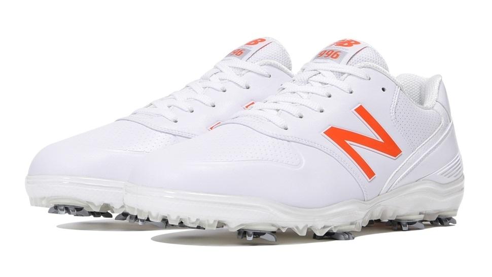 【新品】New Balance Golf ニューバランス ゴルフシューズ メンズ MG996WF