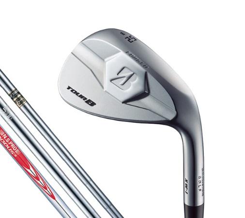【新品】ブリヂストンゴルフ TOUR BXW-1ウェッジ(シルバー)右用 日本正規品 2017年モデル