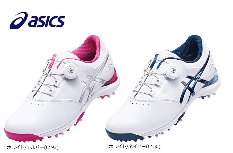 【 新品 】【女性用】asics アシックス ゲルエース ツアー3 ボア TGN917 ボア ソフトスパイクゴルフシューズ レディース 2016年モデル 日本正規品