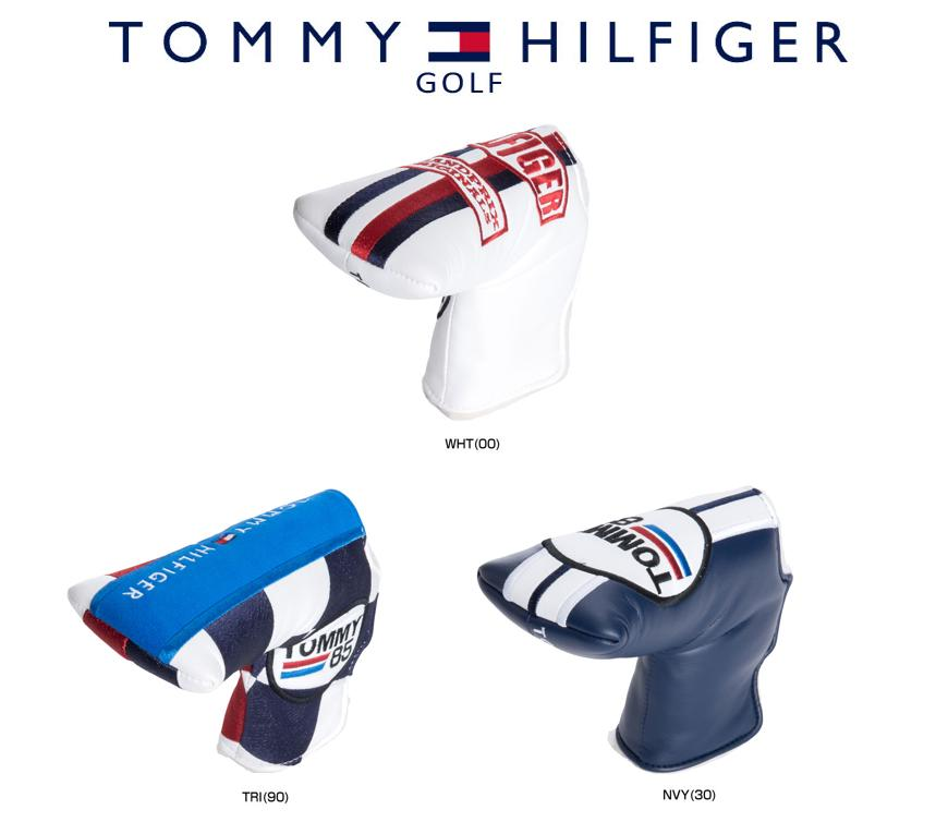 手数料安い 【新品】TOMMY パターカバー HILFIGER GOLF トミーヒルフィガー ゴルフ スピード HILFIGER スピード パターカバー THMG8SH2 ピン・ブレード型 2018年モデル, オーディオ渡辺:270ed7bd --- canoncity.azurewebsites.net