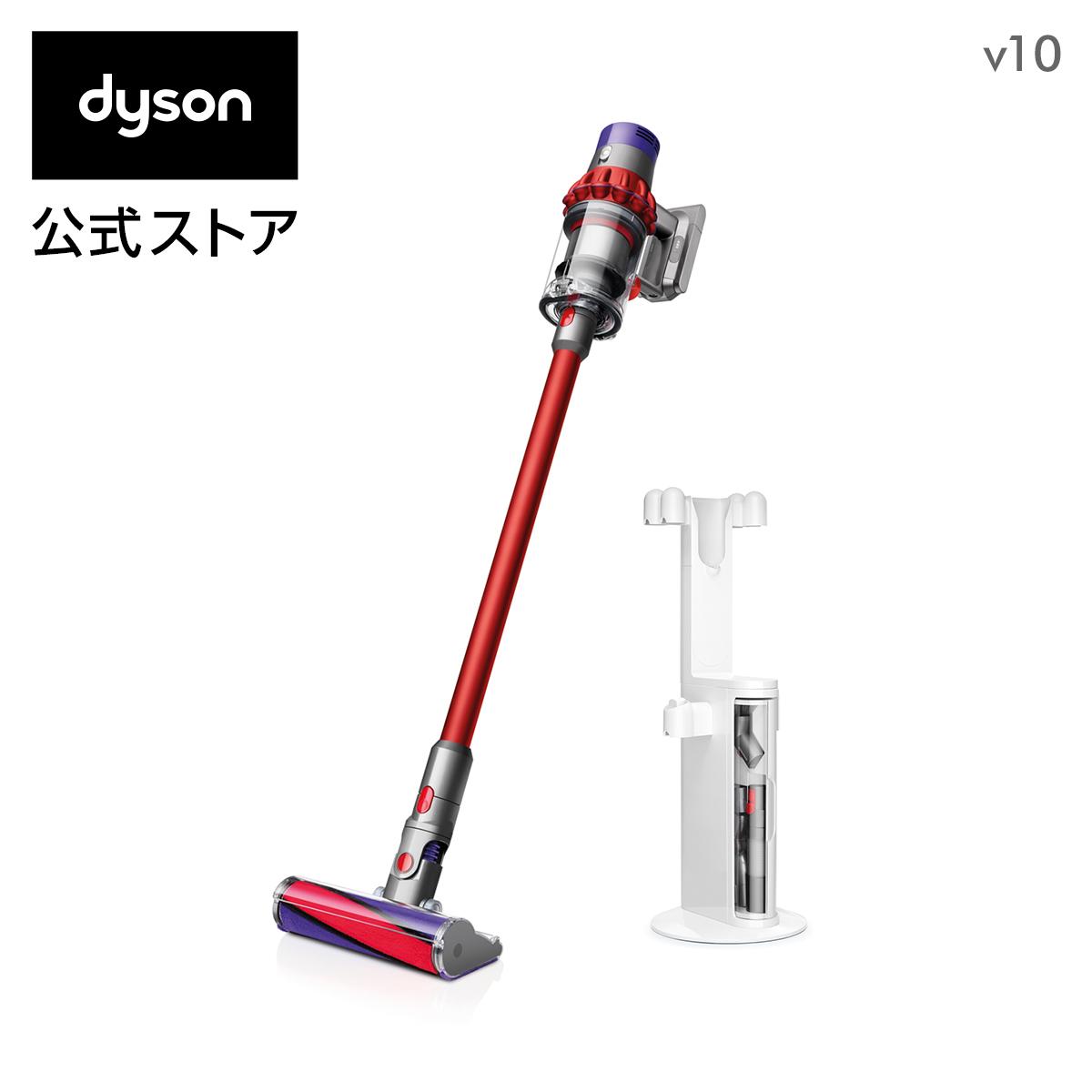 9日20時より【期間限定】【直販限定】ダイソン Dyson Cyclone 10 サイクロン式 コードレス掃除機 dyson SV12FF OLB 2018年モデル