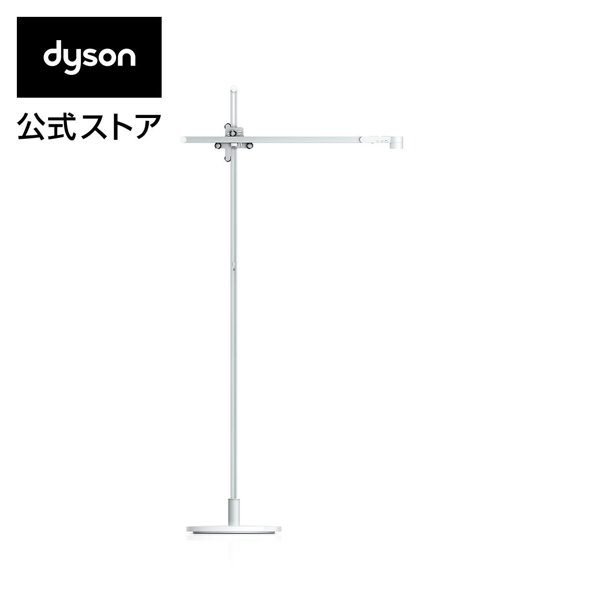 ダイソン Dyson Lightcycle フロアライト CF04WS ホワイト/シルバー