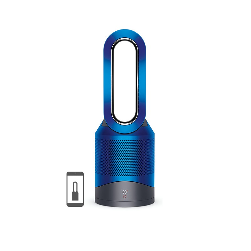 17日17時より【期間限定】ダイソン Dyson Pure Hot+Cool Link HP02 IB 空気清浄機能付ファンヒーター 空気清浄機 扇風機 アイアン/ブルー 【新品/メーカー2年保証】