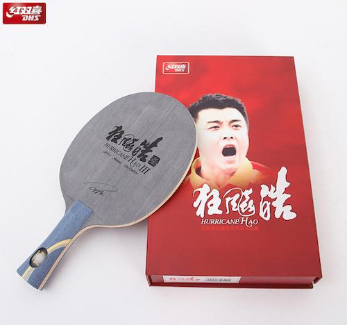 ★紅双喜DHS★ キョウヒョウ皓3  卓球ラケット 中国直輸入 02P26Mar16