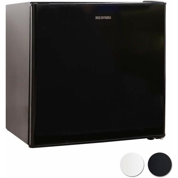 冷蔵庫 小型 ノンフロン冷蔵庫 42L NRSD-4A-B送料無料 あす楽 ひとり暮らし 一人暮らし サイズ 右開き 1ドア 静音 寝室 小型冷蔵庫 1ドア冷蔵庫 おしゃれ コンパクト スリム 小さい ミニ 新生活 家電 冷蔵 黒 ブラック ノンフロン アイリスオーヤマ