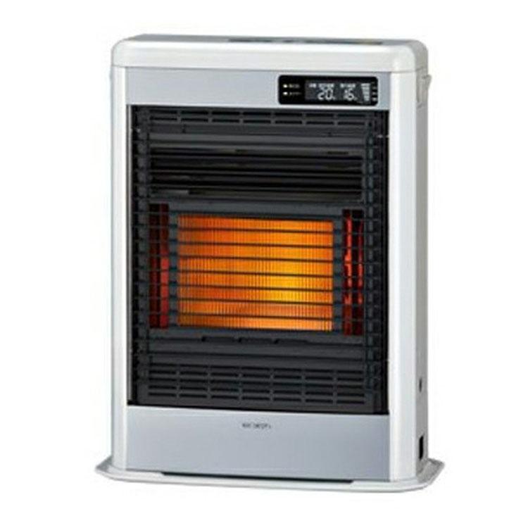 FF式石油暖房機 スペースネオミニ FF-SG4217M送料無料 暖房 あったか ヒーター CORONA コロナ ホワイト・ウッディゴールド【D】