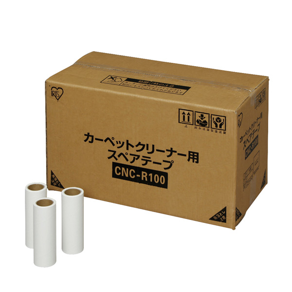 カーペットクリーナースペアテープCNC-R100-アイリスオーヤマ【送料無料】