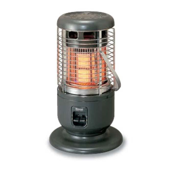 【ガスストーブ 都市ガス】ガス赤外線ストーブ【プロパンガス 赤外線 ストーブ 暖房 冬】RINNAI[リンナイ] R-1290VMS3(A) 13A・LPG 都市ガス・PLガス【TC】【2015】