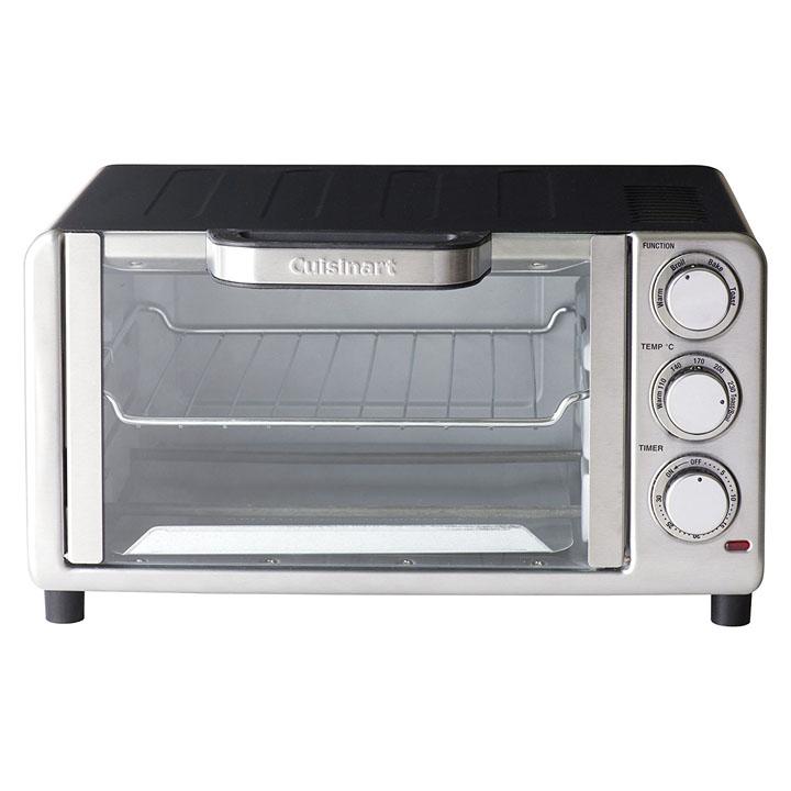 コンパクトトースター オーブン ブロイラー TOB-80J送料無料 トースター オーブントースター 小型 コンパクト キッチン家電 調理家電 クイジナート 【D】