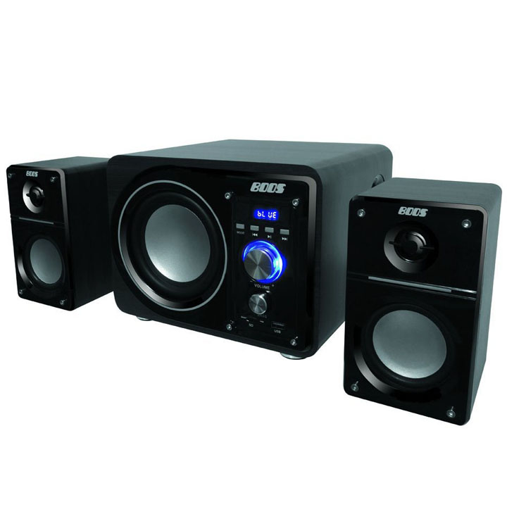 Lautsprecher & Soundsysteme Streng Bluetooth Lautsprecher Mobil Usb Sd Aux Mp3 Player Radio Box Sound System Neu Handys & Kommunikation
