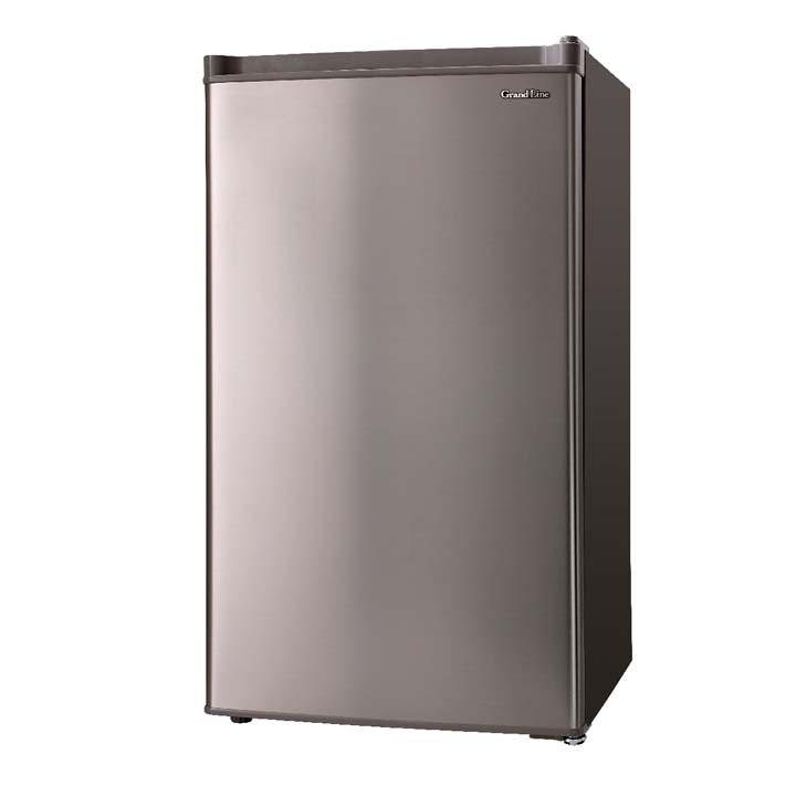 Grand-Line 1ドア冷凍庫 60L シルバー AFR-60L01SL送料無料 冷凍庫 冷凍食品 食品保存 おしゃれ キッチン家電 【D】