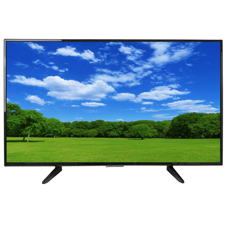 テレビ 43型 AS-03KH4302TV送料無料 WIS 43インチ 4K・HD対応 3波液晶テレビ ブラック 液晶テレビ 4K 43V 地デジ BS CS 3波 TV ウィズ WIS 【D】