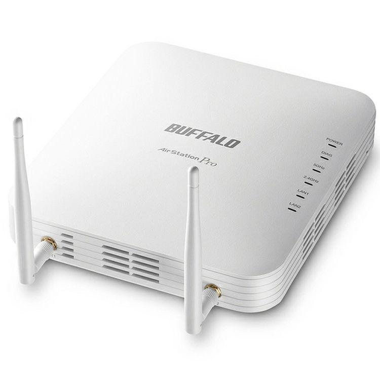 法人向け無線LANアクセスポイント WAPM-1266R送料無料 PC機器 BUFFALO パソコン バッファロー 【D】