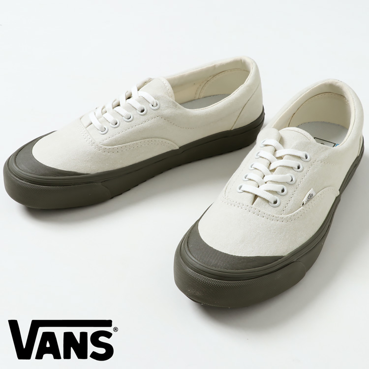 (Okinawa exclusion)  men sneakers  VANS (station wagons vans) - ERA  WAFFLESAW gills waffle so VN0A3ZC9ULH 2018HOLIDAY (Podium) Marshmallow Dust 0dd5cb113