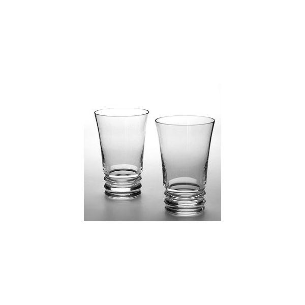 【名入れ専門】【名入れ プレゼント】文字彫刻無料-バカラ ベガ タンブラーグラス2点セット