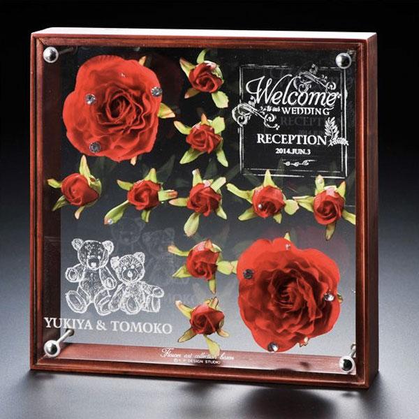 E Angel Flower Art Collection Box Entering Gift Gift Set