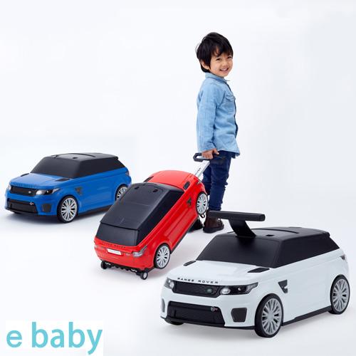 【送料無料】乗用レンジローバー キャリーケース RANGE ROVER SPORT SVR 乗用玩具 おもちゃ箱 車 収納 NONAKA WORLD