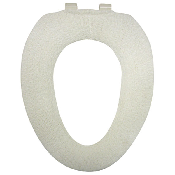 Pleasing O Type Toilet Seat Cover Moo Ivory Machost Co Dining Chair Design Ideas Machostcouk