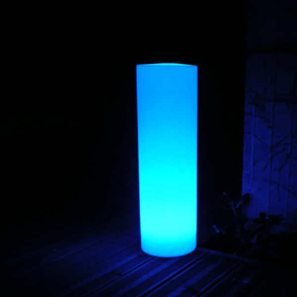 E-bathroom: Iris Garden Lights, Rechargeable LED Light