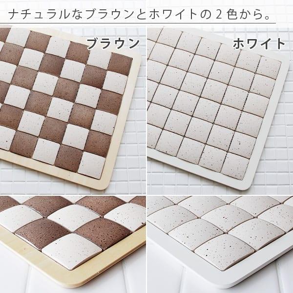 浴室防滑垫硅藻土瓷砖浴室防滑垫(S)