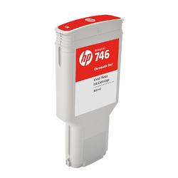 日本HP HP 746 インク CRレッド 300ml P2V81A 目安在庫=△【10P03Dec16】