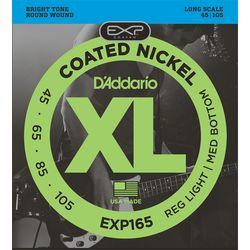 Daddario ダダリオ ダダリオ コーティング・ベース弦 EXP165 1セット 仕入先在庫品【10P03Dec16】