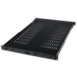 StarTech.com 1U 伸縮式放熱用スリット付きサーバーラック棚板/収納棚 ADJSHELF 目安在庫=△【10P03Dec16】
