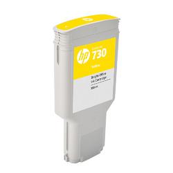 日本HP HP730 インクカートリッジ イエロー 300ml P2V70A 目安在庫=△【10P03Dec16】