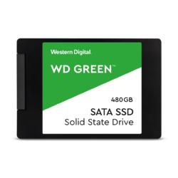 WESTERN DIGITAL WDS480G2G0A WD Green SSD SATA6Gb/s 480GB 2.5inch 目安在庫=○【10P03Dec16】
