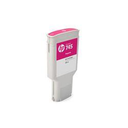 日本HP HP745インクカートリッジ マゼンタ300ml F9K01A 目安在庫=△【10P03Dec16】
