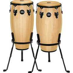 MEINL マイネル HEADLINER CONGA SERIES Wood Conga Set HC512NT Natural 仕入先在庫品【10P03Dec16】