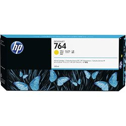 日本HP HP764 インクカートリッジ イエロー 300ml C1Q15A 目安在庫=△【10P03Dec16】