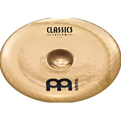MEINL マイネル Classics Custom Series China CC18CH-B 仕入先在庫品【10P03Dec16】
