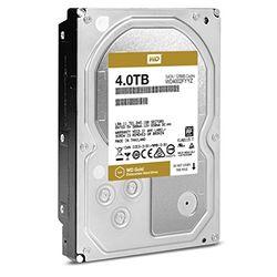 WESTERN DIGITAL WD4002FYYZ 3.5インチ内蔵HDD 4TB SATA6.0Gb/s 7200rpm/class 128MB 目安在庫=○【10P03Dec16】