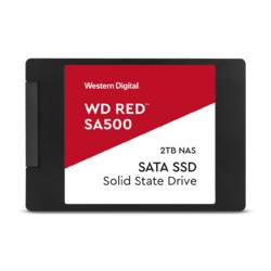 WESTERN DIGITAL WDS200T1R0A WD Red SA500 SSD SATA6Gb/s 2TB 2.5inch 目安在庫=○【10P03Dec16】