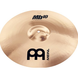 MEINL マイネル Mb10 Series Heavy Crash MB10-18HC-B 仕入先在庫品【10P03Dec16】