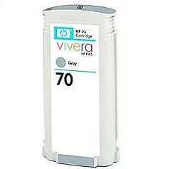 純正品 HP HP70 インクカートリッジ グレー C9450A (C9450A) 目安在庫=△【10P03Dec16】