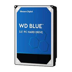 WESTERN DIGITAL WD Blueシリーズ 3.5インチ内蔵HDD 6TB SATA3(6Gb/s) 5400rpm 256MB(WD60EZAZ-RT) 目安在庫=○【10P03Dec16】