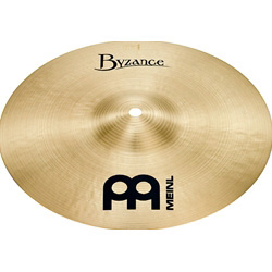 MEINL マイネル Byzance Traditional Series Splash B6S 仕入先在庫品【10P03Dec16】